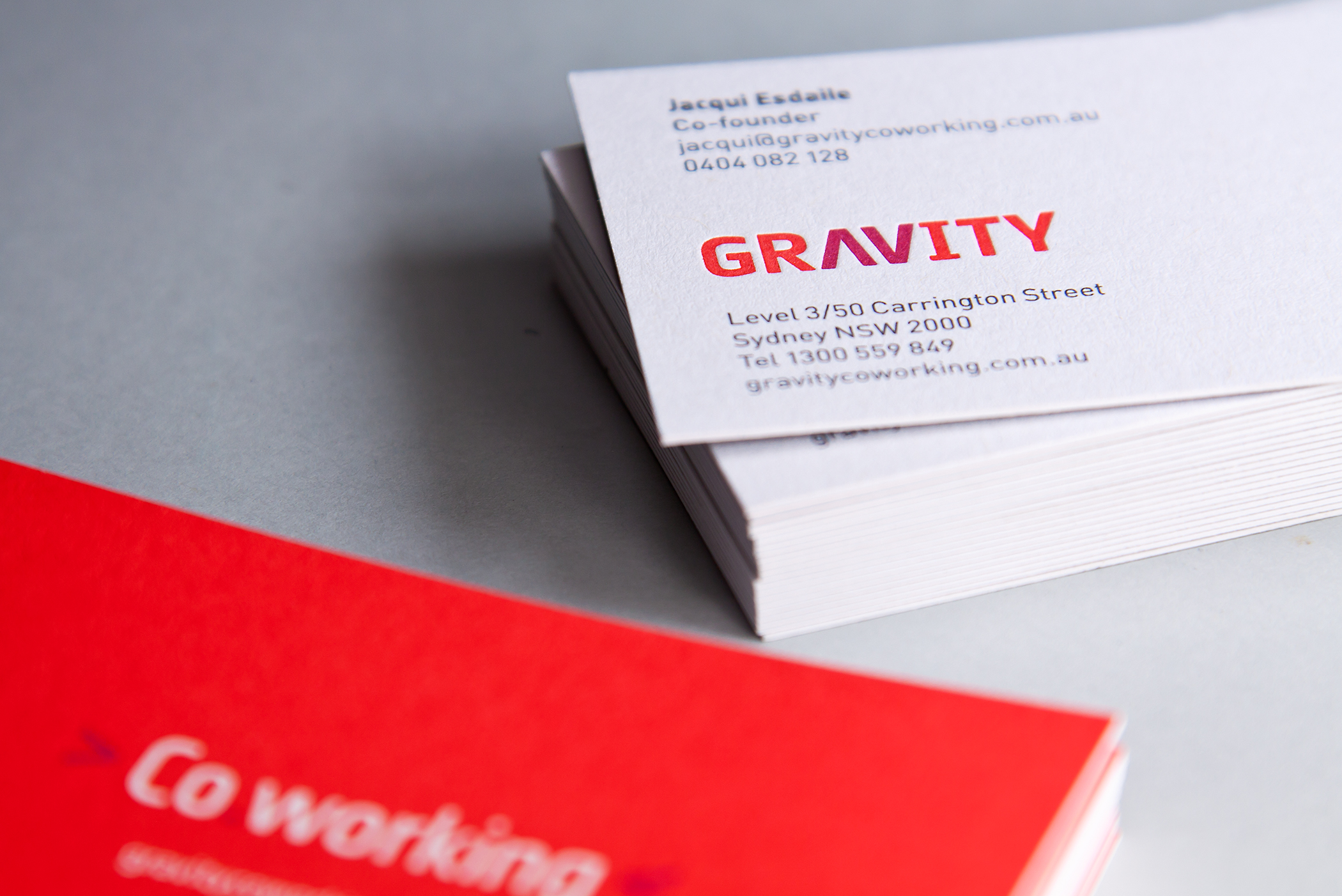 gravity coworking identity scribble and think munications a